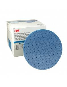 Flexible abrasive disc foam...