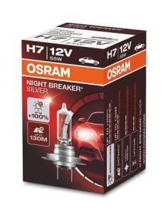 Bec H7 Night Breaker Silver...