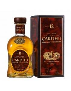 WHISKEY CARDHU 12Y 0.7L 40%