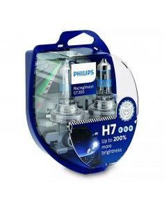 Set 2 car bulbs Philips H7...