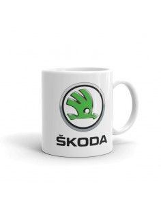 Cana cafea Skoda 325 ml