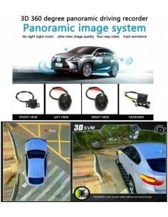 Sistem parcare 360 grade 3D...