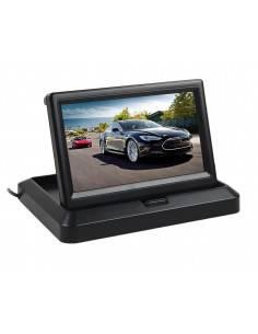 Display auto LCD 5″ pliabil