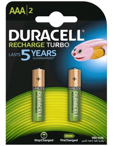 Acumulatori Duracell R3, AAAK2, R3,...