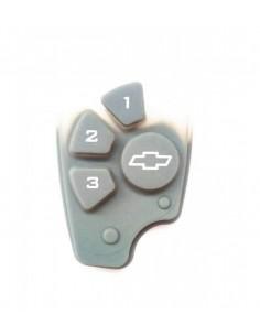 Cauciuc cheie cu 4 butoane...