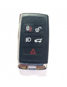 Carcasă cheie cu 4 butoane...