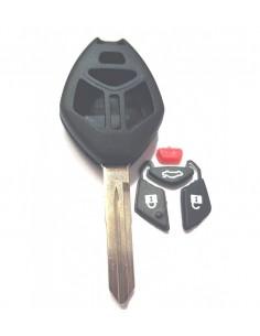 Carcasă cheie cu 3 butoane...