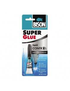 BISON Super Glue Control...