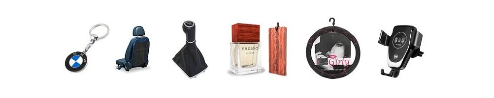 Accrsorii pentru interiorul tau auto, Odorizante si huse auto pentru orice masina